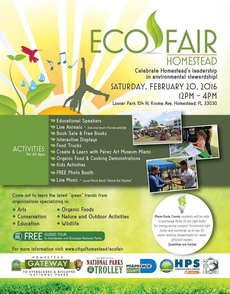 Eco Fair Flyer