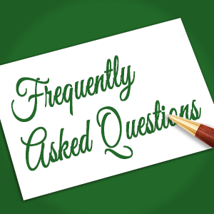 Frequently Asked Quetions - FAQs