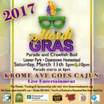 Homestead FL Mardi Gras 2017
